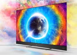 """TCL LED 55"""" android digital smart 4k-T8m"""