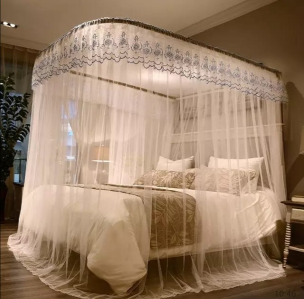 Two stand mosquito net  6*6
