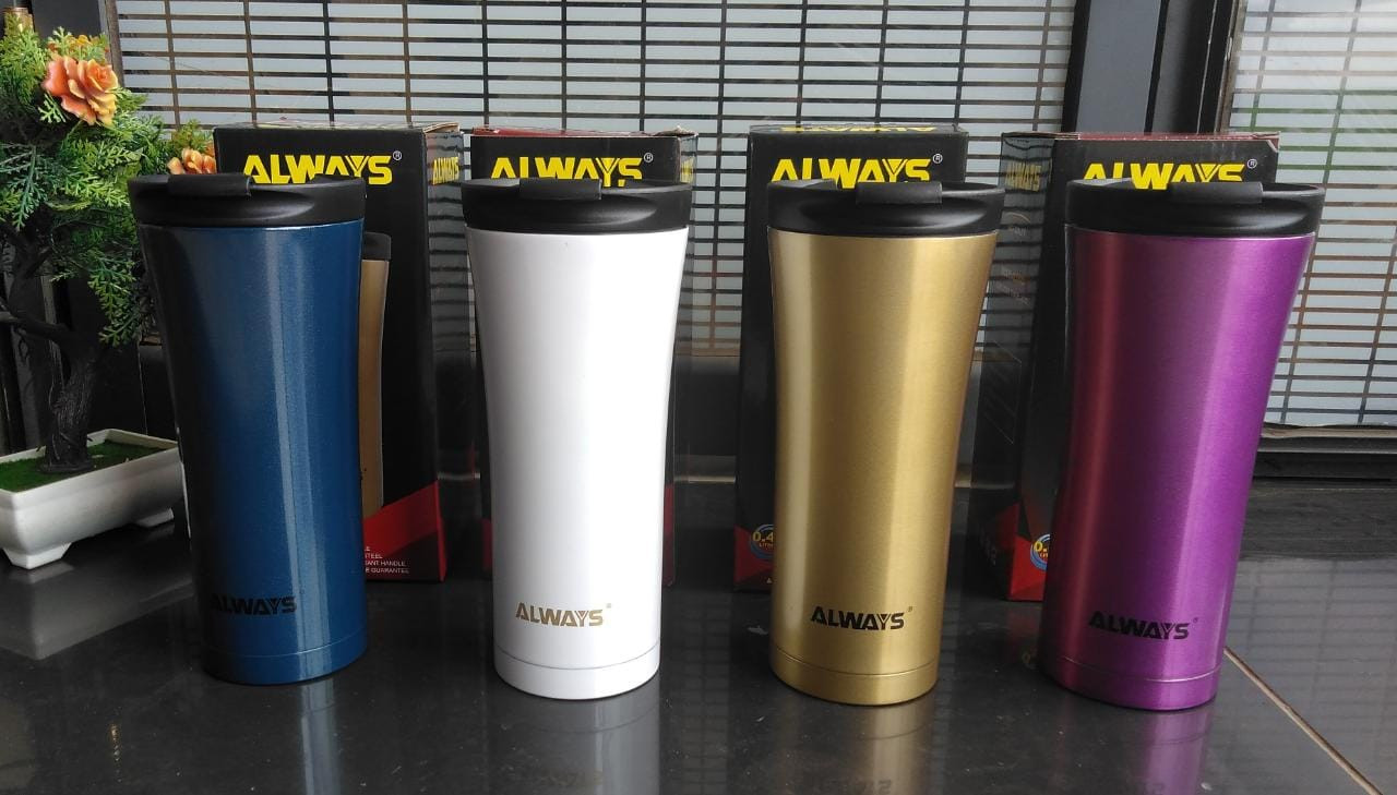 Cup thermos unbreakable