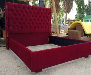 chester bed purple 5*6